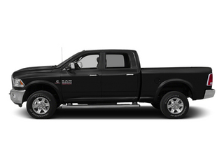 Black 2013 Ram Truck 2500 Pictures 2500 Crew Cab Tradesman 2WD photos side view