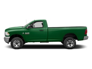 Tree Green 2013 Ram 2500 Pictures 2500 Regular Cab SLT 2WD photos side view