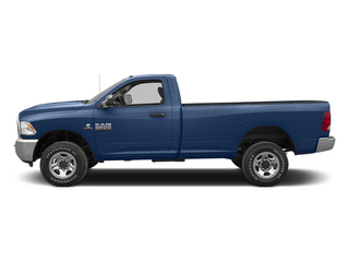 Midnight Blue Pearl 2013 Ram 2500 Pictures 2500 Regular Cab SLT 2WD photos side view