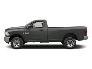 Mineral Gray Metallic 2013 Ram 2500 Pictures 2500 Regular Cab SLT 2WD photos side view
