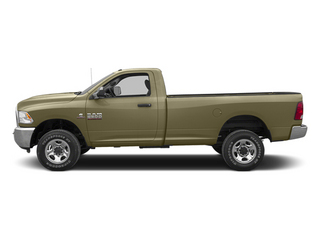 Prairie Pearl 2013 Ram 2500 Pictures 2500 Regular Cab SLT 2WD photos side view