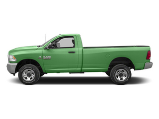 Light Green 2013 Ram 2500 Pictures 2500 Regular Cab SLT 2WD photos side view