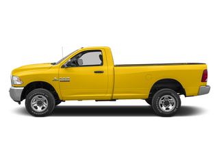 School Bus Yellow 2013 Ram 2500 Pictures 2500 Regular Cab SLT 2WD photos side view