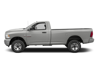 Bright Silver Metallic 2013 Ram 2500 Pictures 2500 Regular Cab SLT 2WD photos side view