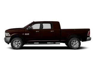 Western Brown 2013 Ram Truck 3500 Pictures 3500 Mega Cab Laramie 2WD photos side view