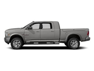 Bright Silver Metallic 2013 Ram Truck 3500 Pictures 3500 Mega Cab Limited 4WD photos side view