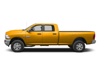 Case Construction Yellow 2013 Ram Truck 3500 Pictures 3500 Crew Cab SLT 4WD photos side view