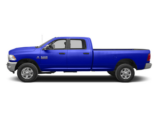 New Holland Blue 2013 Ram Truck 3500 Pictures 3500 Crew Cab SLT 4WD photos side view