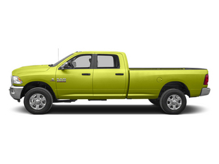 National Fire Safety Lime Yellow 2013 Ram Truck 3500 Pictures 3500 Crew Cab SLT 4WD photos side view
