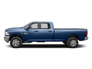 Midnight Blue Pearl 2013 Ram Truck 3500 Pictures 3500 Crew Cab SLT 4WD photos side view