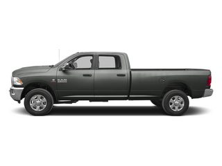 Mineral Gray Metallic 2013 Ram Truck 3500 Pictures 3500 Crew Cab Limited 2WD photos side view