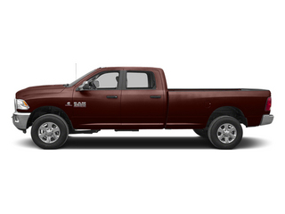 Western Brown 2013 Ram Truck 3500 Pictures 3500 Crew Cab SLT 4WD photos side view