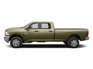 Prairie Pearl 2013 Ram Truck 3500 Pictures 3500 Crew Cab SLT 4WD photos side view
