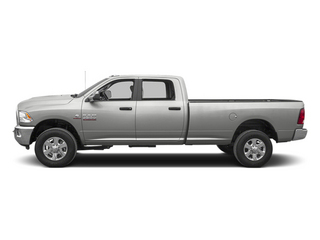 Bright Silver Metallic 2013 Ram Truck 3500 Pictures 3500 Crew Cab Limited 2WD photos side view