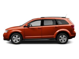 Copperhead Pearl 2013 Dodge Journey Pictures Journey Utility 4D Crew AWD photos side view