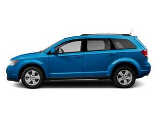 Fathom Blue Pearl 2013 Dodge Journey Pictures Journey Utility 4D SXT AWD photos side view