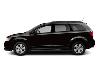 Brilliant Black Crystal Pearl 2013 Dodge Journey Pictures Journey Utility 4D SXT AWD photos side view