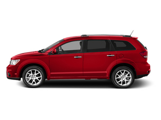 Bright Red 2013 Dodge Journey Pictures Journey Utility 4D R/T 2WD photos side view