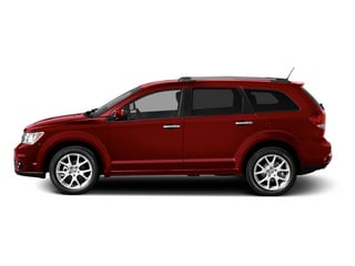 Brilliant Red Tri-coat Pearl 2013 Dodge Journey Pictures Journey Utility 4D R/T AWD photos side view