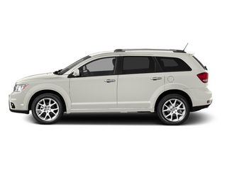White 2013 Dodge Journey Pictures Journey Utility 4D R/T AWD photos side view