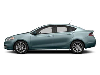 Winter Chill Pearl 2013 Dodge Dart Pictures Dart Sedan 4D Aero I4 Turbo photos side view