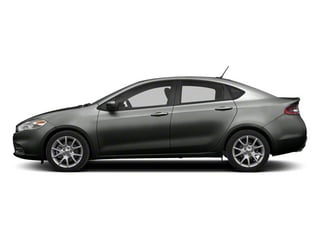 Tungsten Metallic 2013 Dodge Dart Pictures Dart Sedan 4D Aero I4 Turbo photos side view