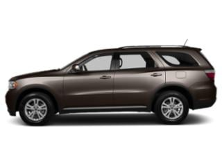 Rugged Brown Pearl 2013 Dodge Durango Pictures Durango Utility 4D Police 4WD photos side view