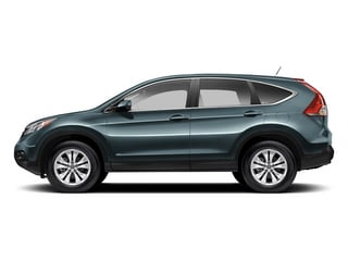 Mountain Air Metallic 2013 Honda CR-V Pictures CR-V Utility 4D EX-L 4WD I4 photos side view