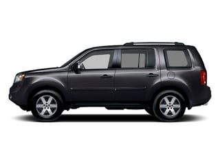 Crystal Black Pearl 2013 Honda Pilot Pictures Pilot Utility 4D Touring 2WD V6 photos side view