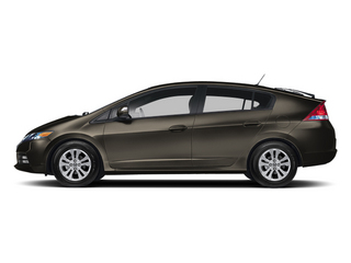 Truffle Pearl 2013 Honda Insight Pictures Insight Hatchback 5D EX I4 photos side view