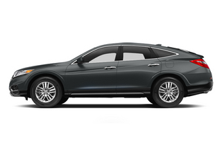 Polished Metal Metallic 2013 Honda Crosstour Pictures Crosstour Utility 4D EX-L 2WD I4 photos side view