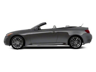 Graphite Shadow 2013 INFINITI G37 Convertible Pictures G37 Convertible Convertible 2D 6 Spd V6 photos side view