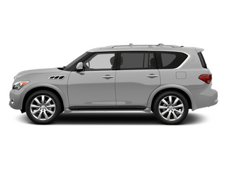 Liquid Platinum 2013 INFINITI QX56 Pictures QX56 Utility 4D 4WD photos side view