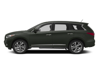 Emerald Graphite 2013 INFINITI JX35 Pictures JX35 Utility 4D AWD photos side view