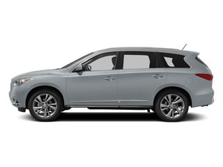 Glacial Silver 2013 INFINITI JX35 Pictures JX35 Utility 4D AWD photos side view