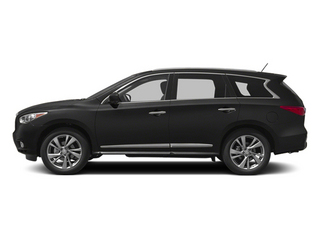 Black Obsidian 2013 INFINITI JX35 Pictures JX35 Utility 4D AWD photos side view