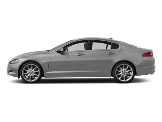 Rhodium Silver Metallic 2013 Jaguar XF Pictures XF Sedan 4D V8 Supercharged photos side view