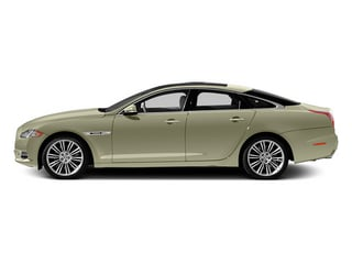 Cashmere 2013 Jaguar XJ Pictures XJ Sedan 4D Supersport V8 photos side view
