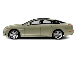 Cashmere 2013 Jaguar XJ Pictures XJ Sedan 4D L Portfolio AWD V6 photos side view