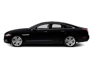 Ebony 2013 Jaguar XJ Pictures XJ Sedan 4D L Supersport Speed V8 photos side view