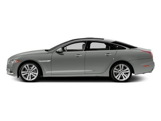 Rhodium Silver 2013 Jaguar XJ Pictures XJ Sedan 4D L Supersport Speed V8 photos side view