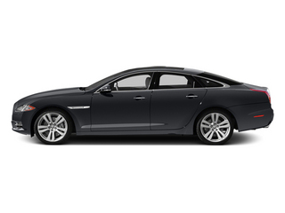 Stratus Grey 2013 Jaguar XJ Pictures XJ Sedan 4D L Supersport Speed V8 photos side view