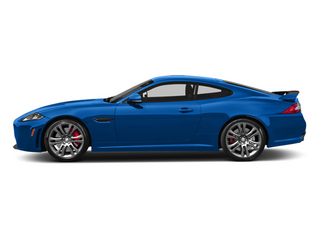 French Racing Blue 2013 Jaguar XK Pictures XK Coupe 2D XKR-S Supercharged photos side view