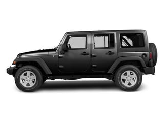 Black 2013 Jeep Wrangler Unlimited Pictures Wrangler Unlimited Utility 4D Unlimited Sahara 4WD photos side view