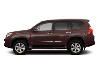 Fire Agate Pearl 2013 Lexus GX 460 Pictures GX 460 Utility 4D 4WD photos side view