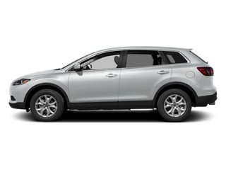 Crystal White Pearl Mica 2013 Mazda CX-9 Pictures CX-9 Utility 4D Sport 2WD V6 photos side view