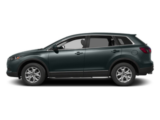 Dolphin Gray Mica 2013 Mazda CX-9 Pictures CX-9 Utility 4D Sport AWD V6 photos side view