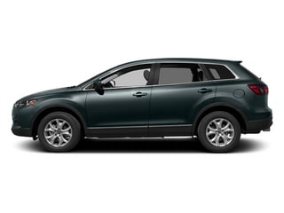 Dolphin Gray Mica 2013 Mazda CX-9 Pictures CX-9 Utility 4D Sport 2WD V6 photos side view