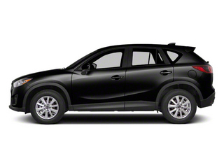 Black Mica 2013 Mazda CX-5 Pictures CX-5 Utility 4D Touring AWD photos side view