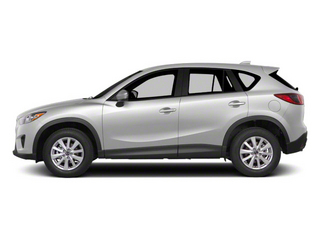 Crystal White Pearl 2013 Mazda CX-5 Pictures CX-5 Utility 4D Touring AWD photos side view